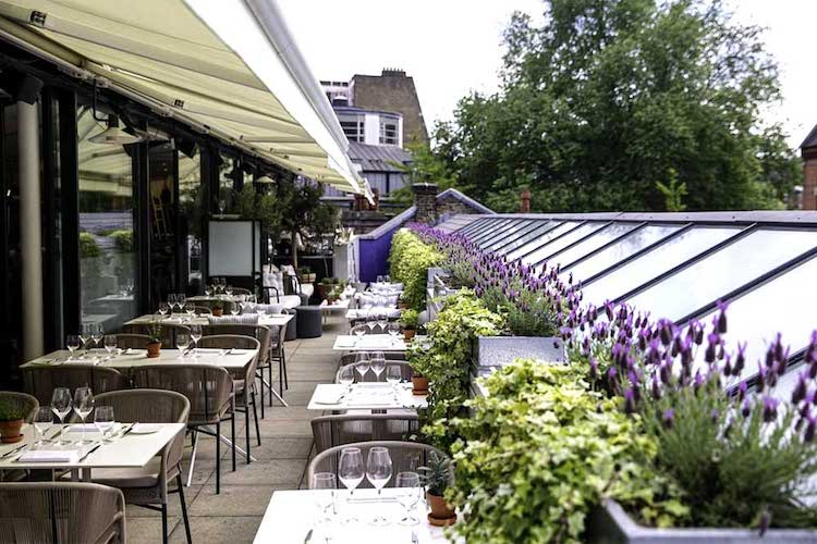 Richard Lander: How to find out where to eat out in London