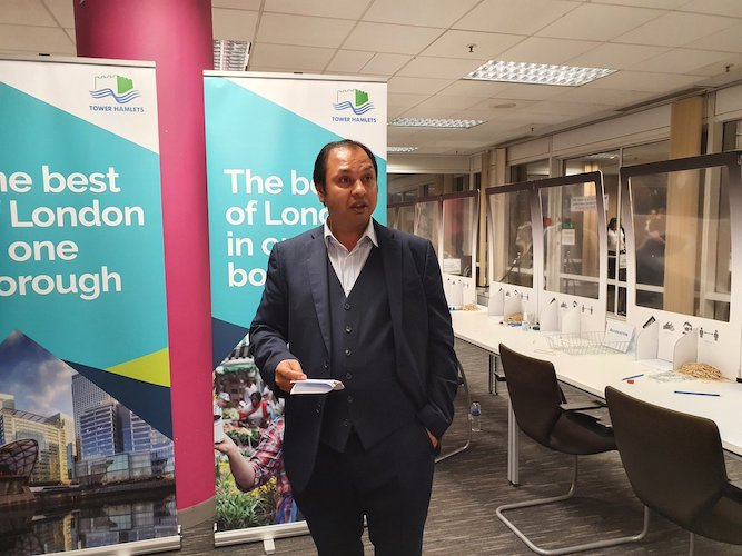 Lewis Baston: Labour's Tower Hamlets by-election loss will worry the party across London