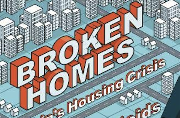 Interview: Peter Bill and Jackie Sadek on housing and the price of London land
