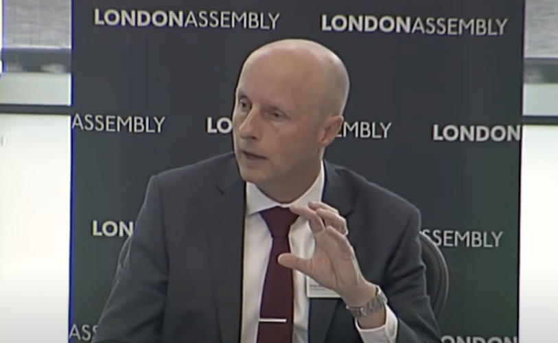 Transport for London chief warns of public transport 'death spiral' if government forces service cuts