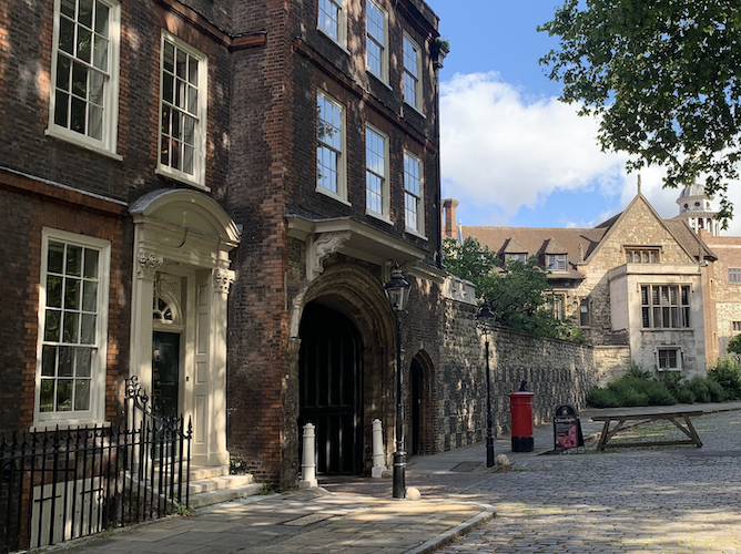 Vic Keegan: The medieval gems of the London Charterhouse