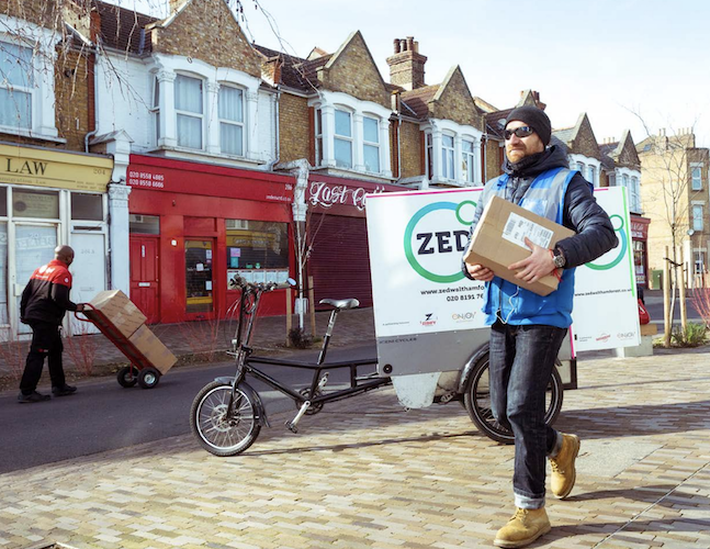 How can London create a more sustainable system for freight?