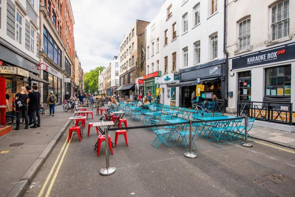 Charles Wright: What is the future for the streets of Soho?