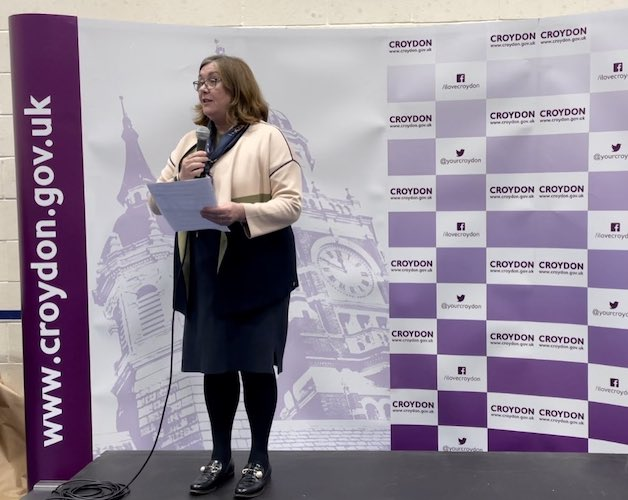 Croydon: Borough's voters choose directly-elected Mayor system in referendum