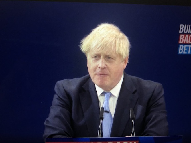 Boris Johnson presents London 'almost as a villain' in levelling up narrative, says business group leader