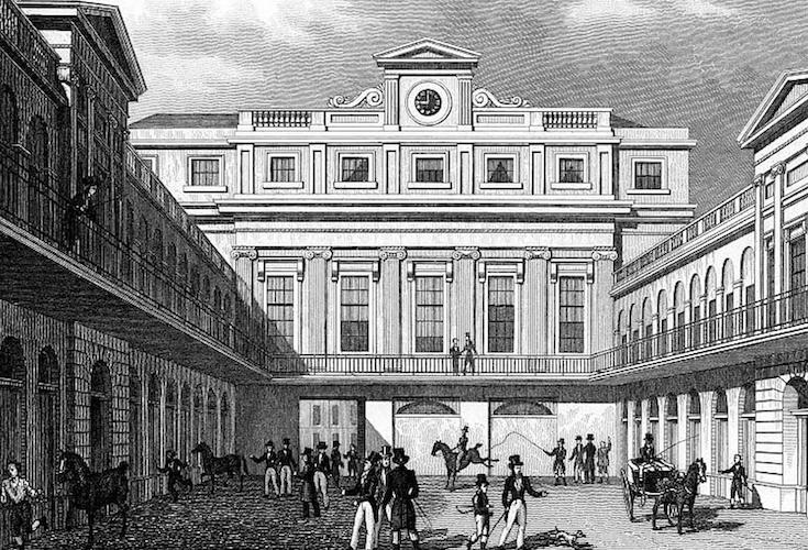 Vic Keegan's Lost London 210: The London Horse Depository