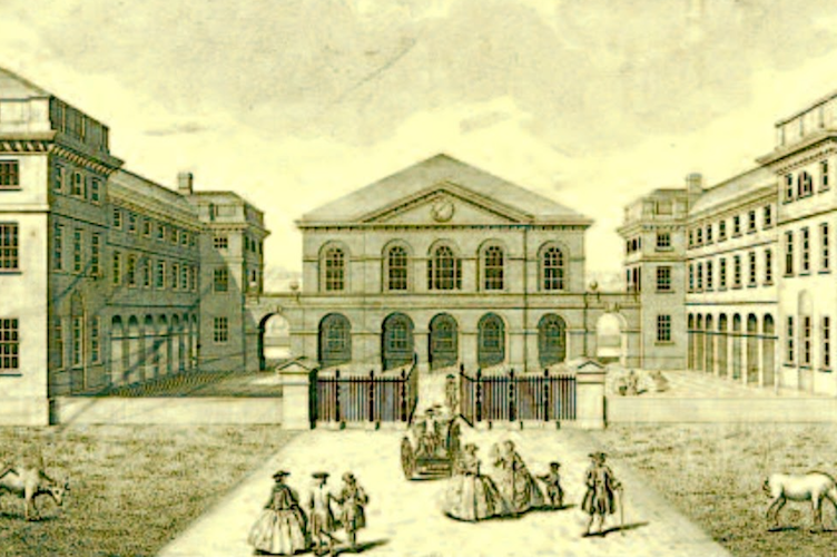 Vic Keegan: Hatton Garden – first home of London's famous Foundling Hospital