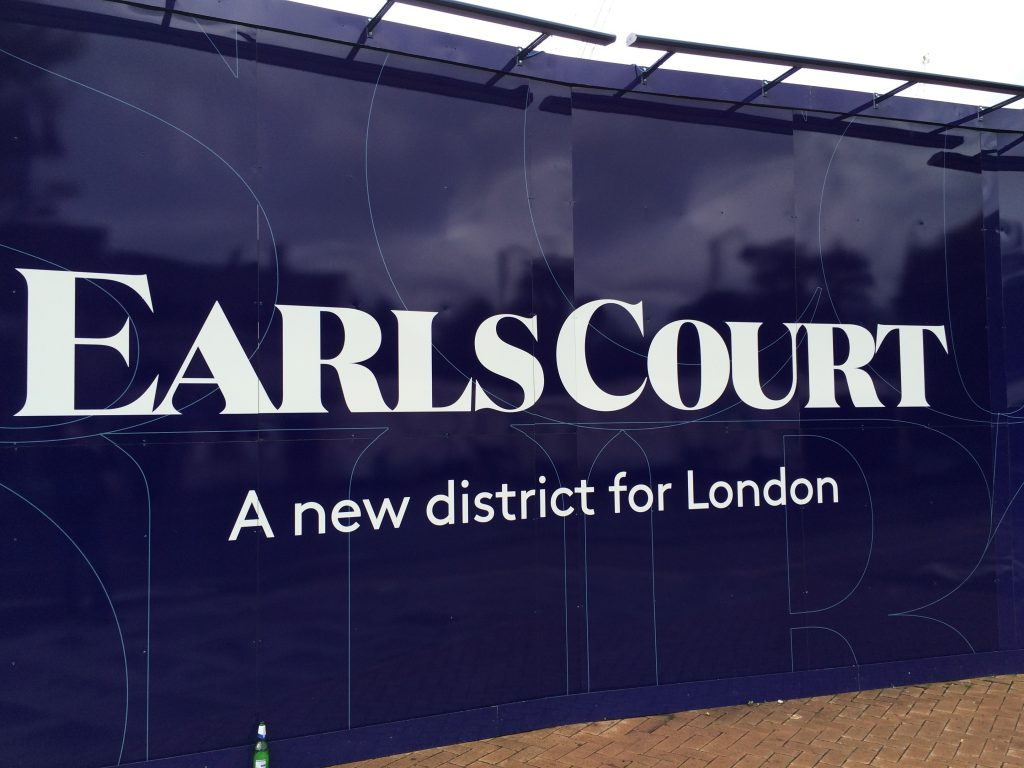Earls Court: Sadiq Khan 'patience is wearing thin' with Capco over stalled scheme
