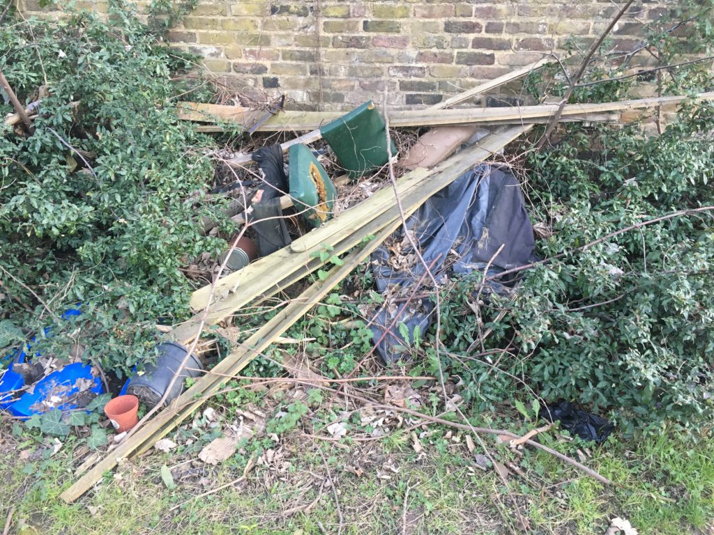 Leonie Cooper: London is at fly-tipping tipping point