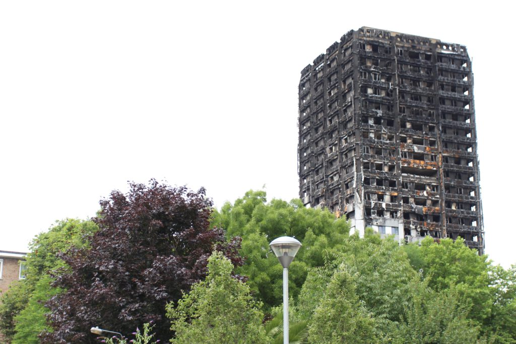 Grenfell Tower 'likely to remain standing for some years,' says council deputy leader