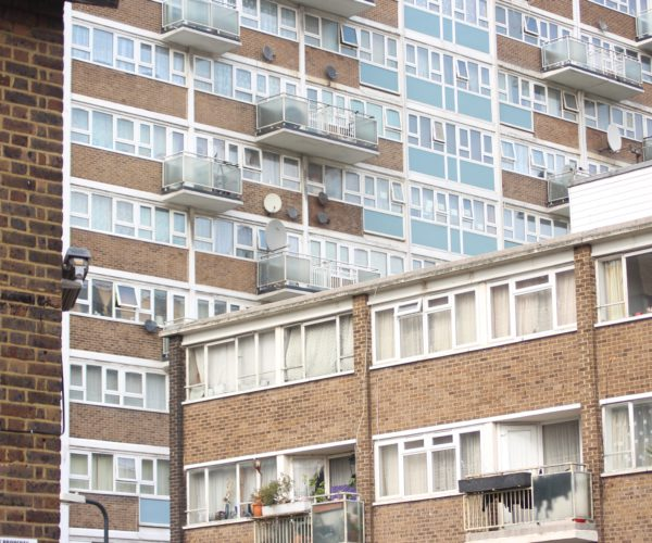 Housing estate nw1