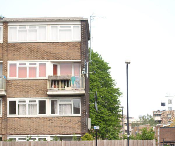 Housing flats nw