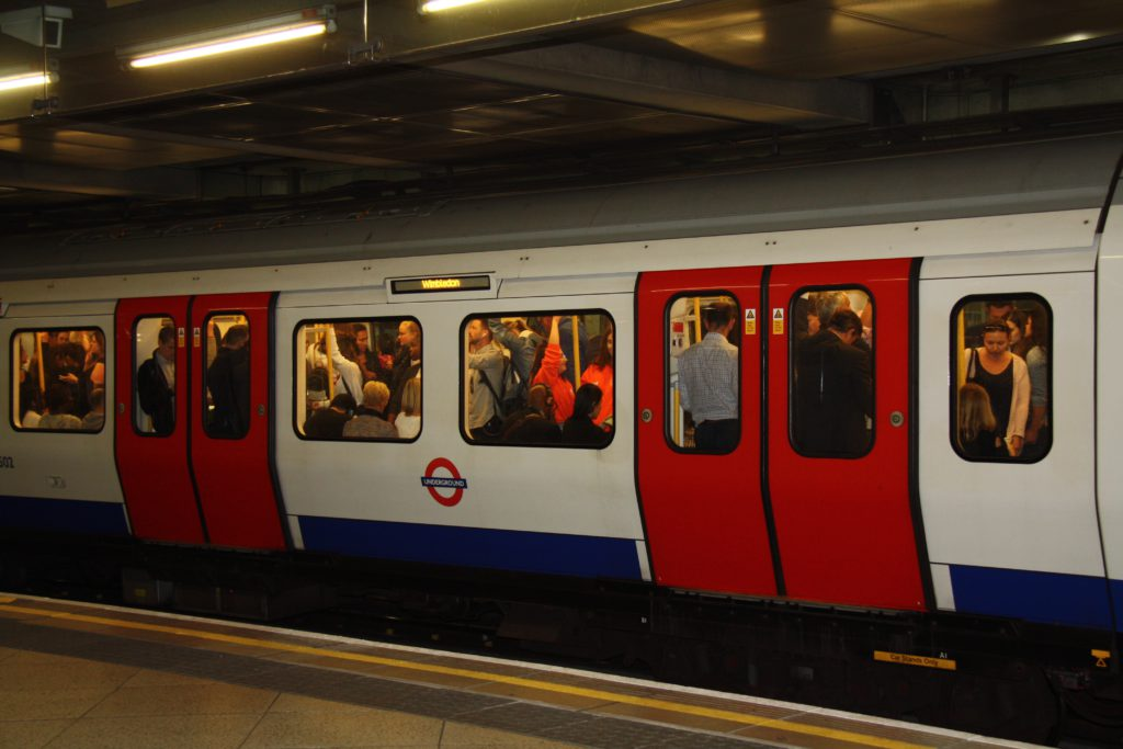 Jack Brown: Rush hour Tube etiquette – unspoken rules and why they matter