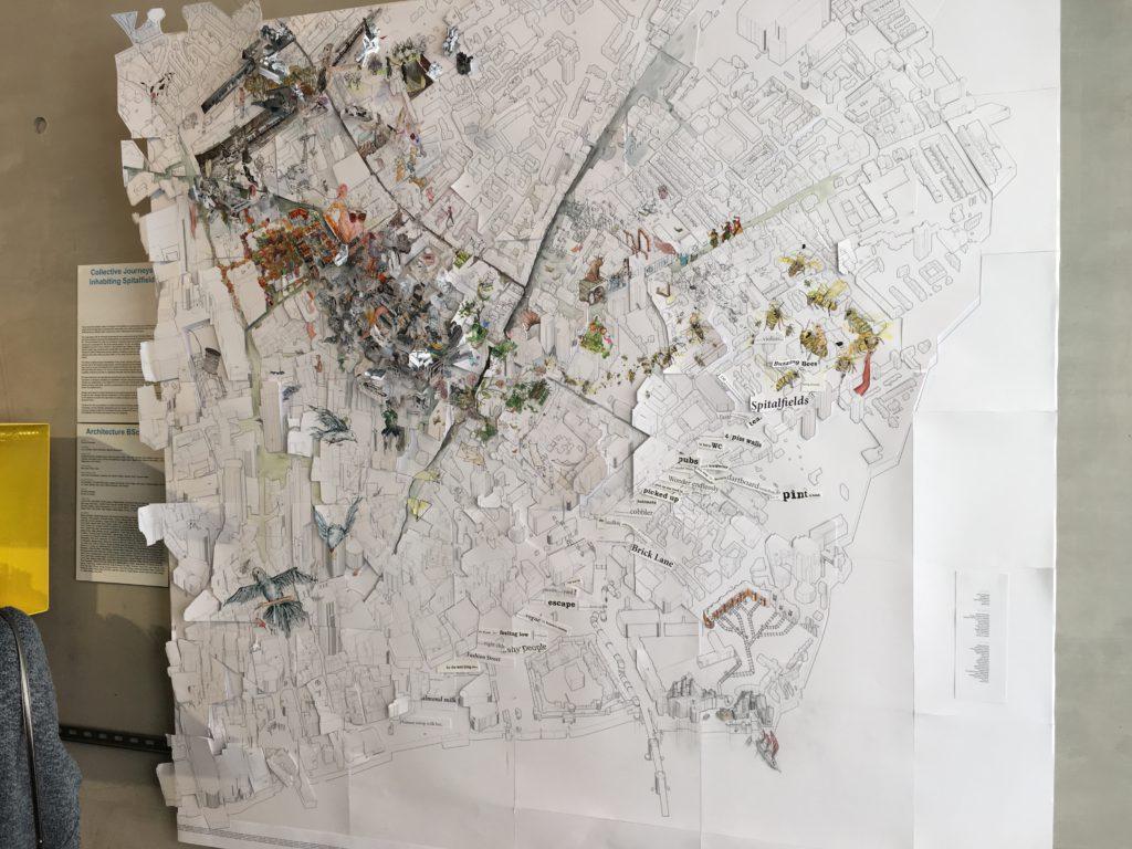 London Festival of Architecture: ULC Bartlett student show