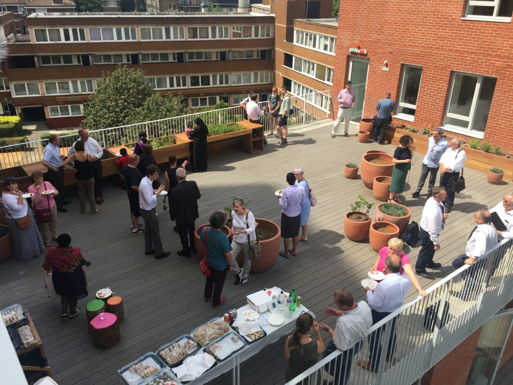 Southwark: the happy housing story of Marklake Court