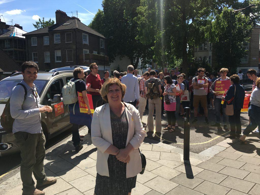 Election 2017: why Karen Buck loves Westminster North