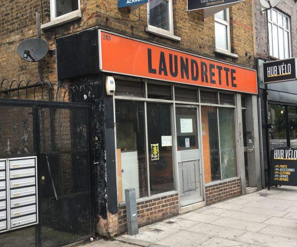 Launderette 1