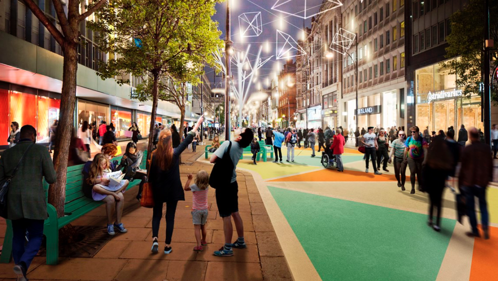Sadiq Khan must be fair but firm with critics of his Oxford Street plans