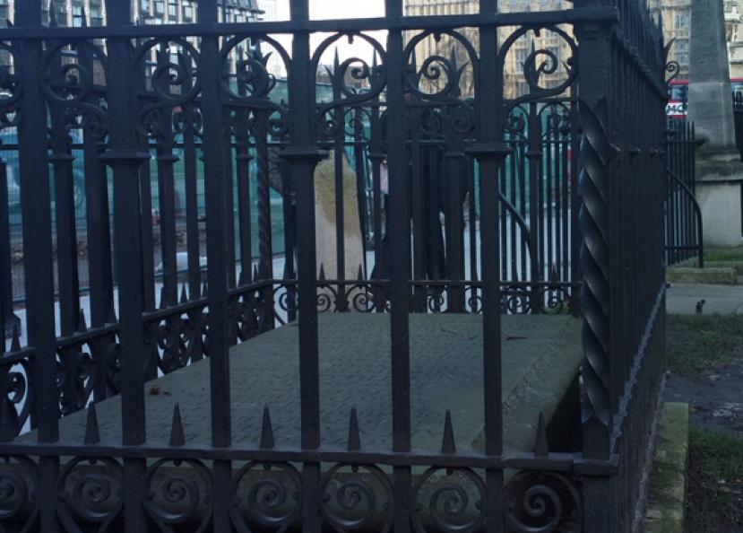 Vic Keegan's Lost London 10: the grave of Alexander Davies