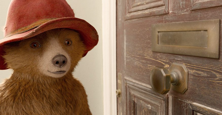 The London of Paddington Bear