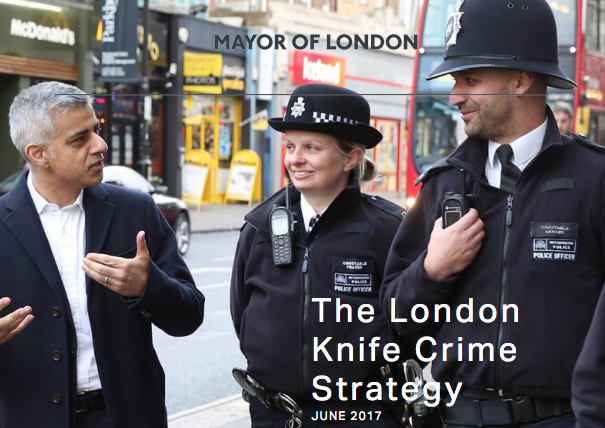 What more can London do about knife crime?