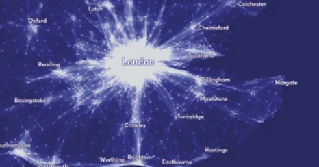 London and its neighbours need to work together better, says new report