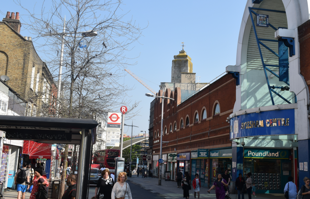 Higher rise and lower opinions: on tall buildings in Southwark