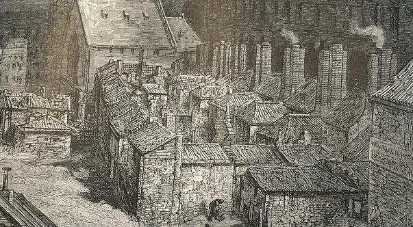 Vic Keegan's Lost London 52: the Devil's Acre
