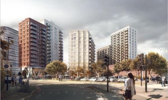 Hounslow: Sadiq Khan pushes through 441 home Brentford housing scheme
