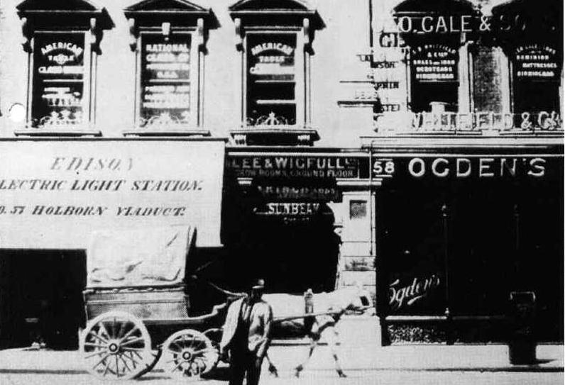 Vic Keegan's Lost London 8: hidden history of Holborn Viaduct