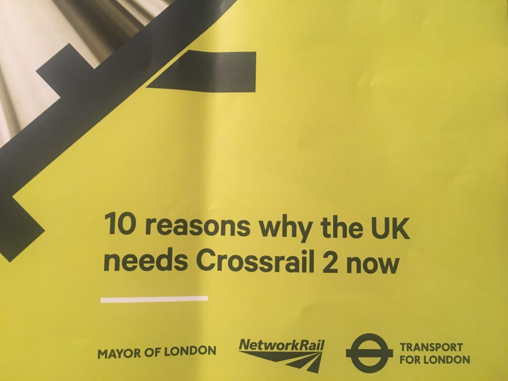 Is Brexit speeding the path of Crossrail 2?
