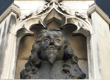 Vic Keegan's Lost London 11: Charles I versus Oliver Cromwell