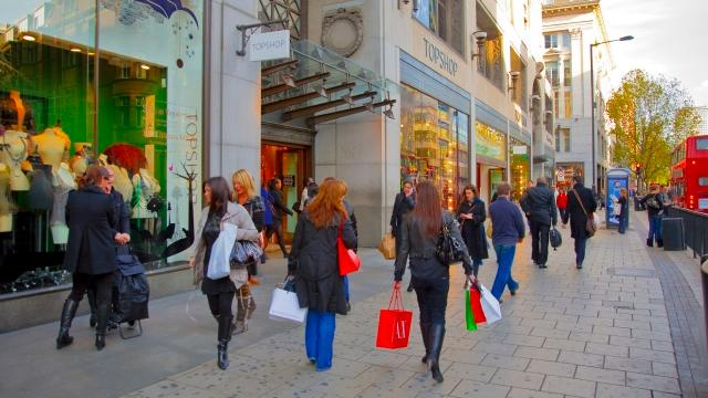 Richard Brown: What do Londoners' spending habits reveal?