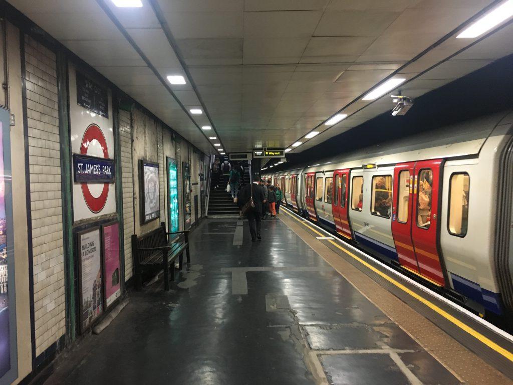 Finn Brennan: We must keep London Underground drivers safe from assaults
