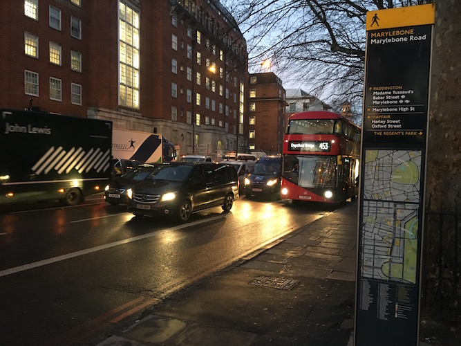 Uber chief: we can help keep London moving by ending private car ownership
