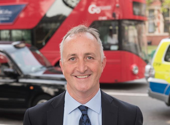 Q&A: John Trayner, boss of bus operator Go-Ahead London, on congestion, Boris, bike lanes, Uber and TfL