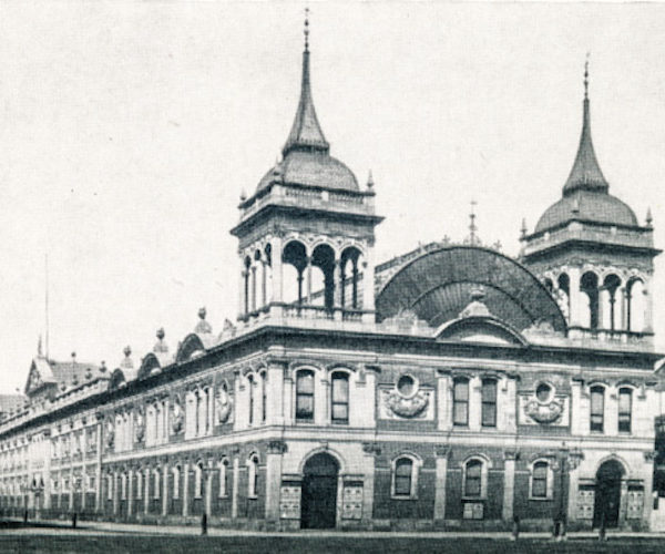 Royal aquarium, c1880