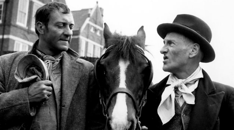 The London of Steptoe And Son