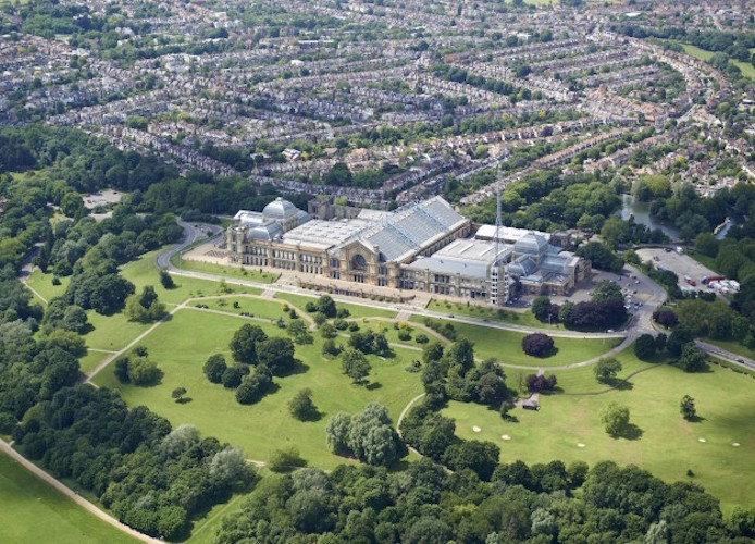 The future of Alexandra Palace is looking brighter at last