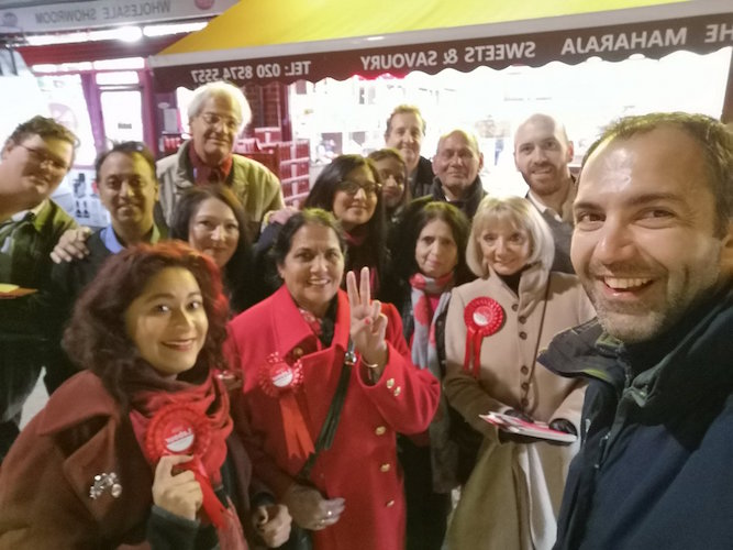 Ealing: Labour holds seat in Dormers Wells by-election