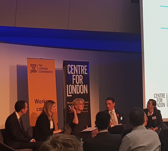 Developers must do more to win trust in housing schemes, Centre For London conference hears