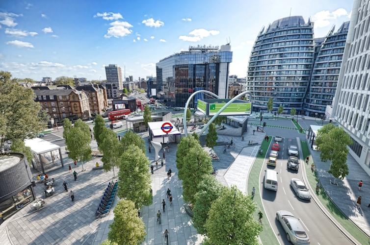 Old Street roundabout – a regeneration exemplum