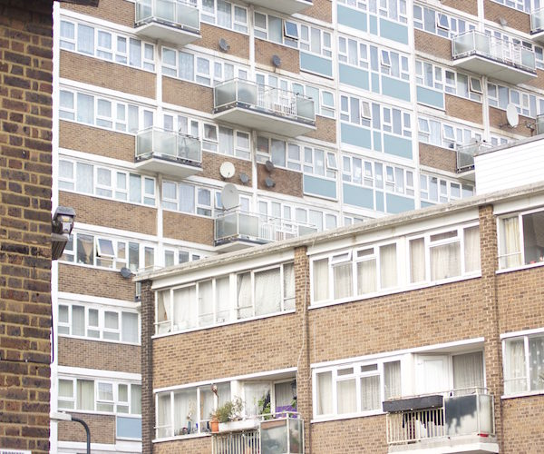 Housing (estate nw1?)