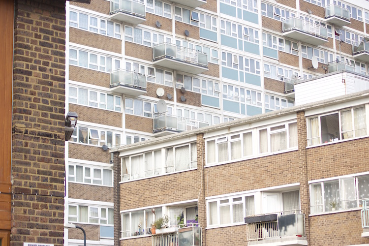 How does Shelter's social housing vision help London?