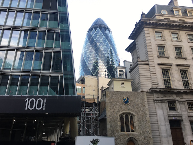 London must up its game to remain 'head office' for world business, says report
