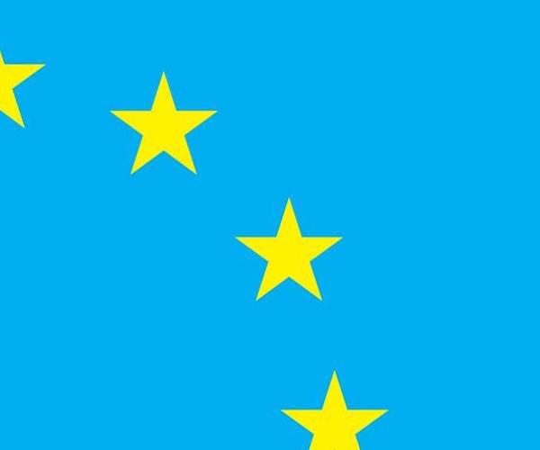 Eu flag 2x1