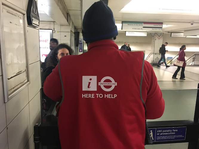 The deep political roots of the London Underground staff red tabard dispute