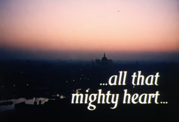 All That Mighty Heart (and other film footage of post-war London)