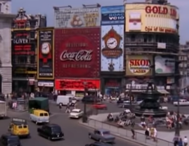 Goodbye Piccadilly, 1967