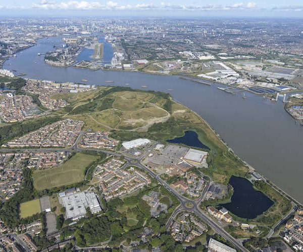 Thamesmead Waterfront development joint venture plans announced